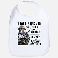 Navy Seals Removed One Threat Bib