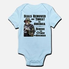 Navy Seals Removed One Threat Infant Bodysuit