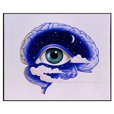 Artwork of insomnia Poster