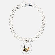 Min Pin Apples Bracelet