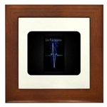 Live Wire Athletics Framed Tile