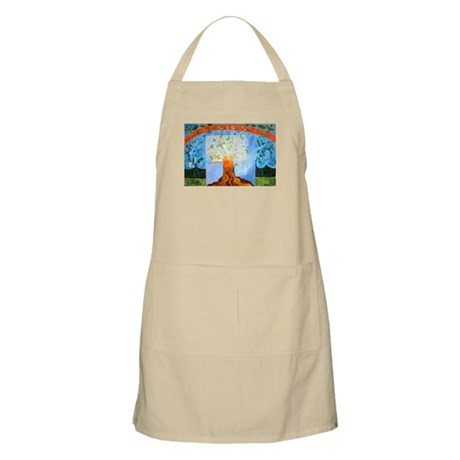 we are all Stewards of our planet Earth Apron