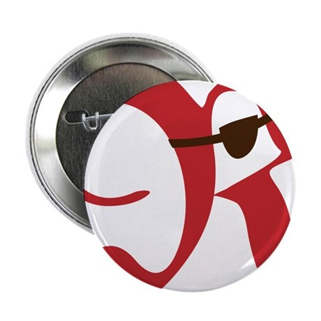 "R! Talk Like a Pirate Day. 2.25"" Button"