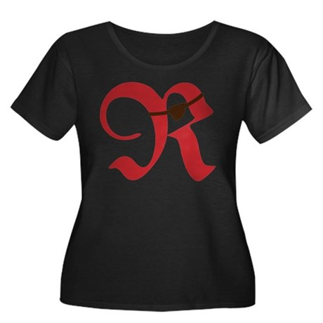 R! Talk Like a Pirate Day. Women's Plus Size Scoop