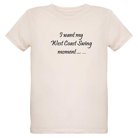 I want my West Coast Swing Moment ... Organic Kids