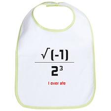 Funny Math Bib