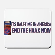 Halftime in America Mousepad