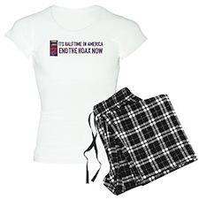 Halftime in America Pajamas