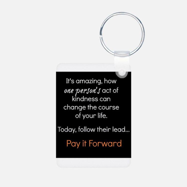 Pay it Forward Keychains