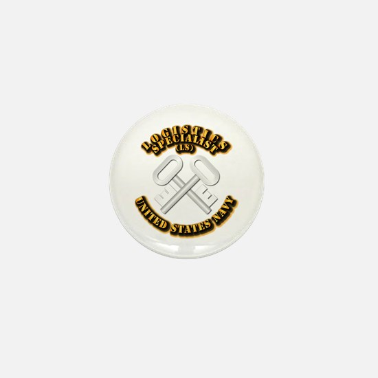 Navy - Rate - LS Mini Button