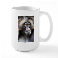 Gelada Baboon Mug