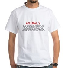 """""""Animals"""" Men's Tee"""