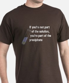Not part of the solution T-Shirt
