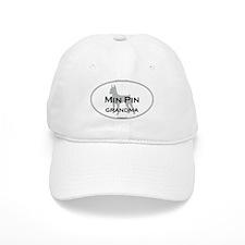 Miniature Pinscher GRANDMA Baseball Cap