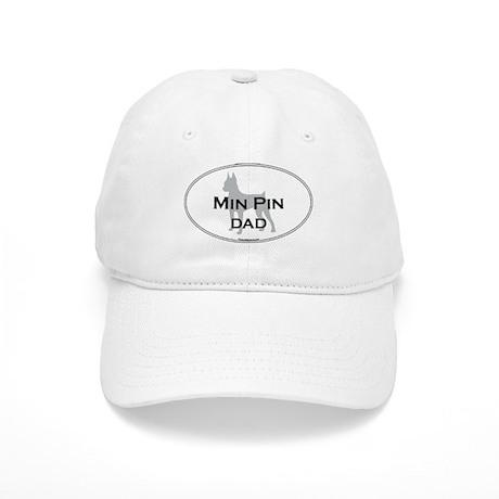 Miniature Pinscher DAD Cap