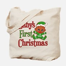 Elf Cookie 1st Christmas Tote Bag