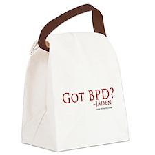 Got BPD? Canvas Lunch Bag