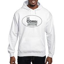 Pembroke Corgi GRANDPA Hoodie