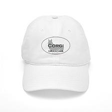 Pembroke Corgi GRANDMA Baseball Cap