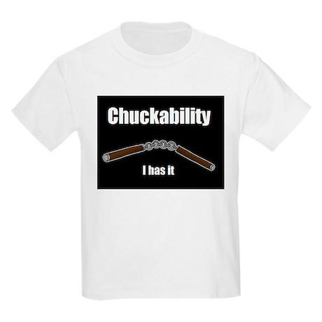 Chuckability Kids Light T-Shirt