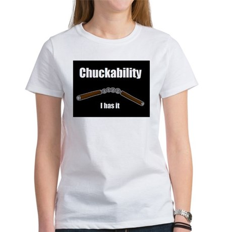 Chuckability Women's T-Shirt