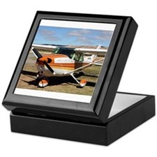 Plane: high wing Keepsake Box