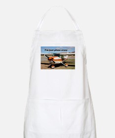 I'm just plane crazy: high wing Apron