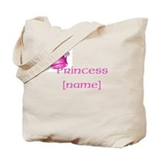 Personalized Princess Tote Bag