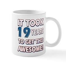 19 Year Old birthday gift ideas Mug