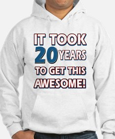 20 Year Old birthday gift ideas Hoodie