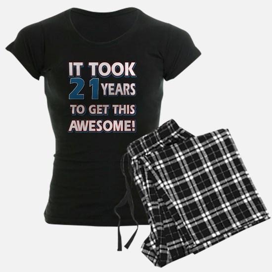 21 Year Old birthday gift ideas Pajamas