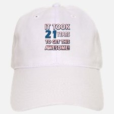 21 Year Old birthday gift ideas Baseball Baseball Cap