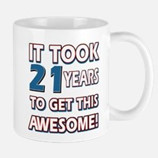 21 Year Old birthday gift ideas Mug