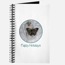 Pappy Holidays (puppy) Journal