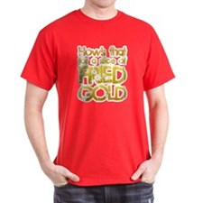 Fried Gold Shaun of the Dead T-Shirt
