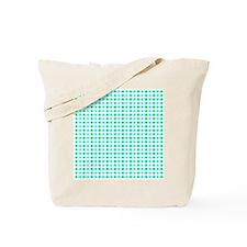 plaid city Tote Bag