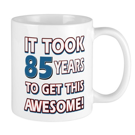 85 Year Old birthday gift ideas Mug