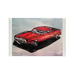 roncartshirt.jpg Rectangle Magnet (100 pack)