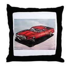 roncartshirt.jpg Throw Pillow