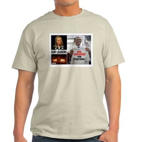 LIBYA APPEASERS Light T-Shirt