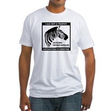 Save the Zebra! Shirt