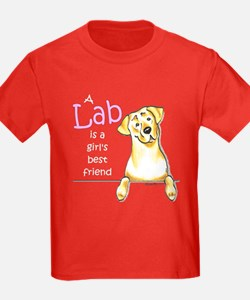 Yellow Lab BF T