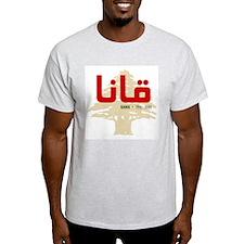 Qana 1996 - 2006 Ash Grey T-Shirt