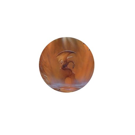 Dragon Lost Mini Button (10 pack)