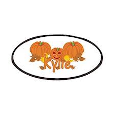 Halloween Pumpkin Kylie Patches