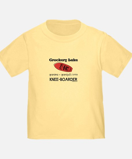 Toddler Knee-boarder T-Shirt