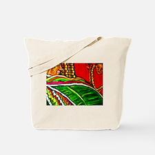 Women Dancing Tote Bag