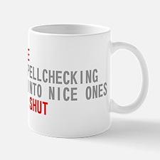 Scumbag Autocorrect Mug