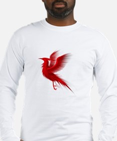 Pheonix - Rise From the Ashes. Long Sleeve T-Shirt