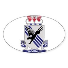 505th Airborne Infantry Regiment Decal